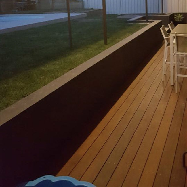 Deck completed at Kings Langley